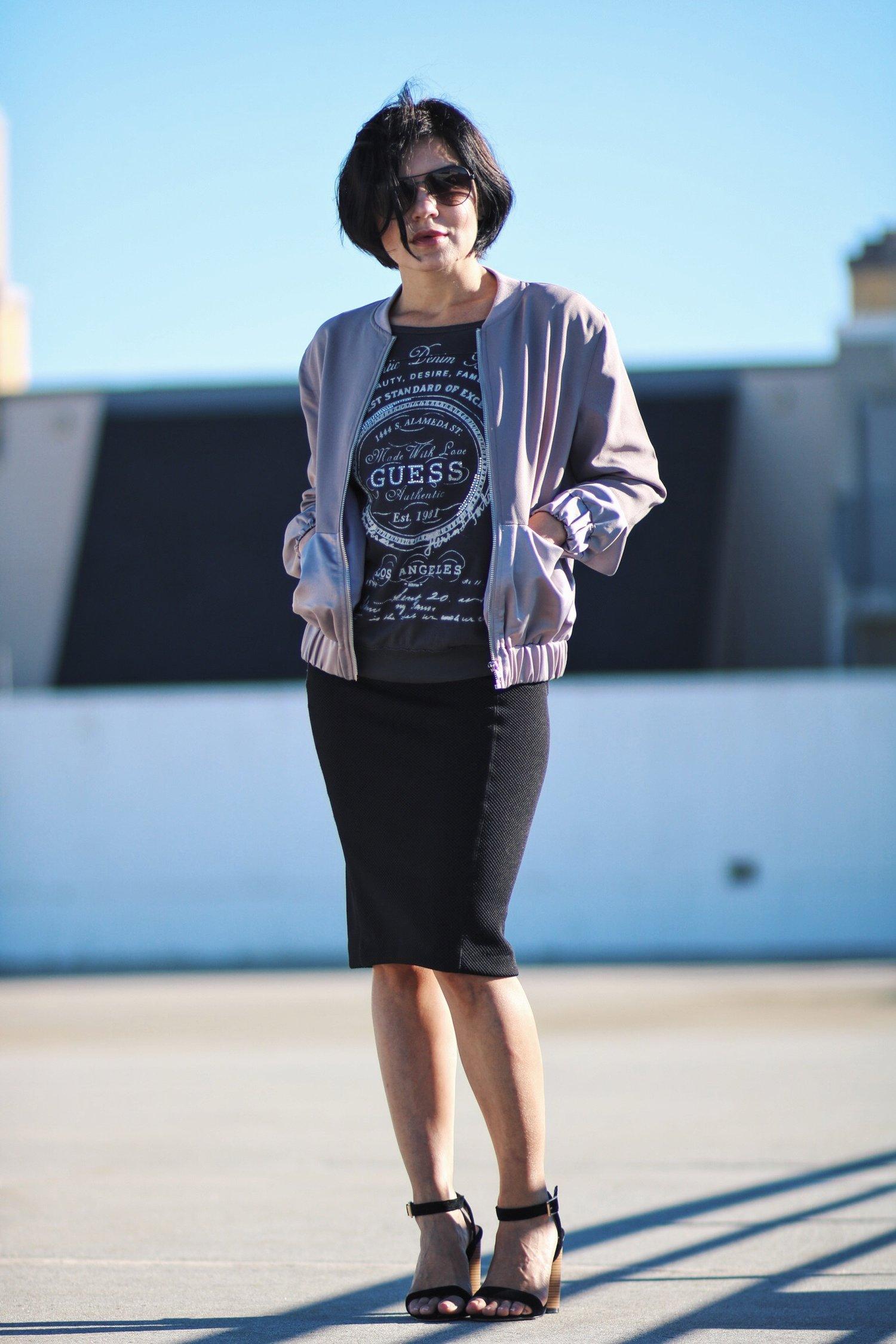 Chanel lenght pencil skirt.jpg