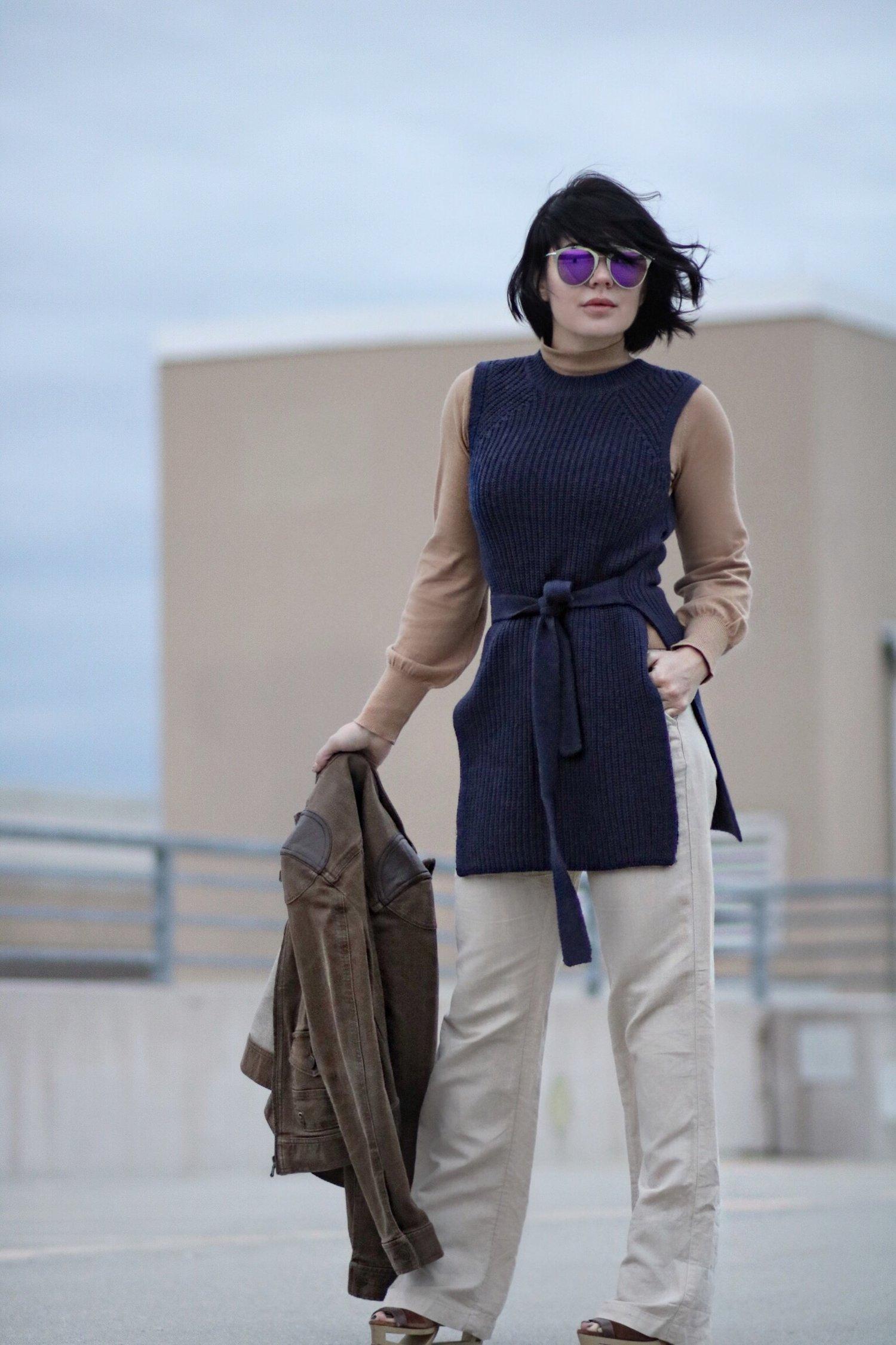 ASOS navy knit vest.jpg