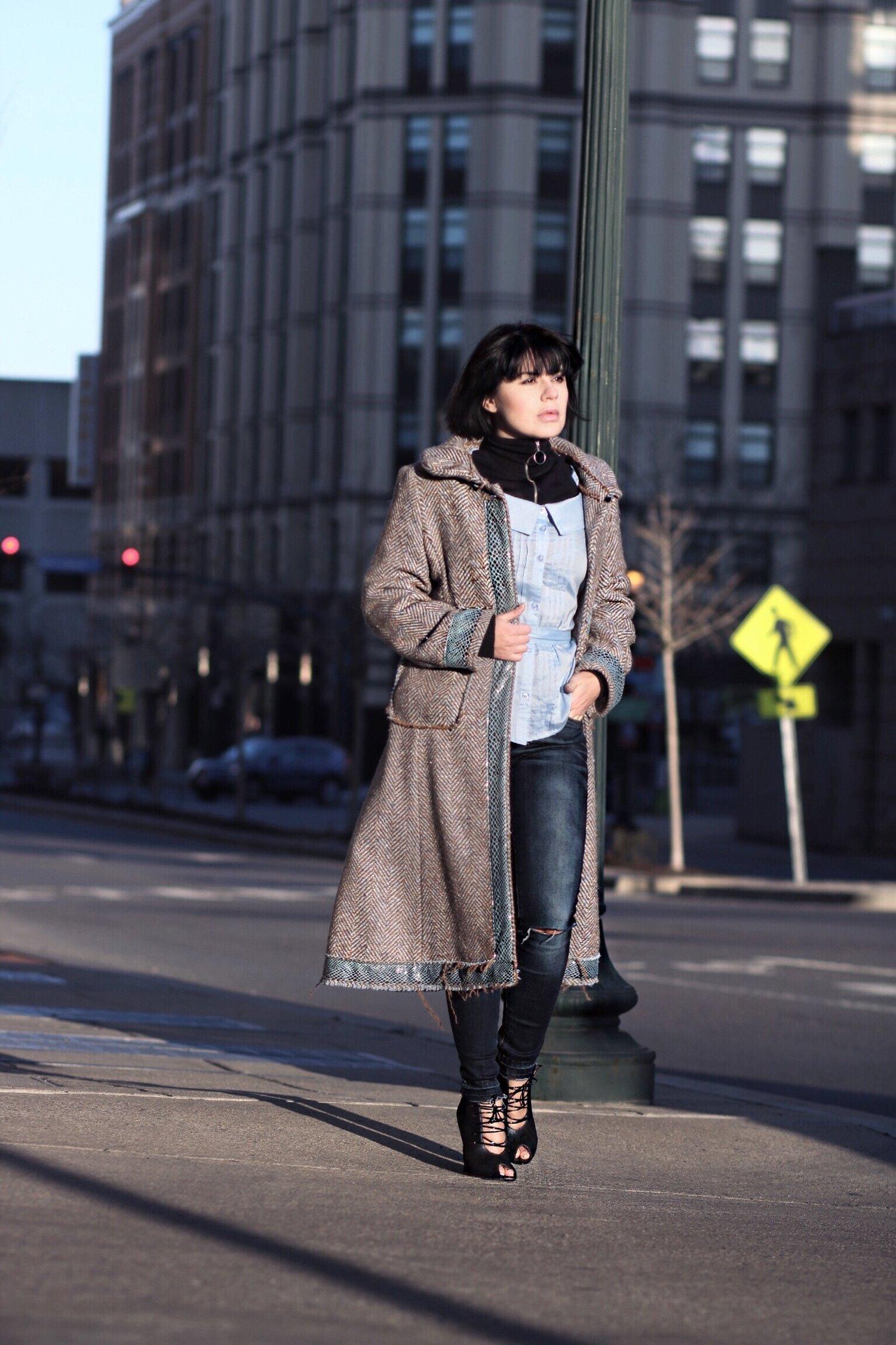 tweed-coat-denim-blogger-style