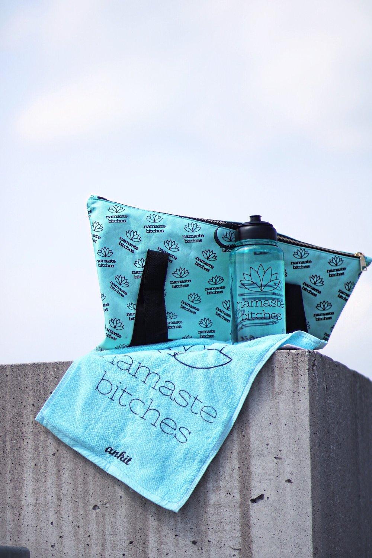 gym yoga bag towel