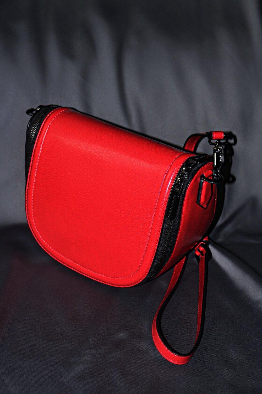 charles-keith-red-bag