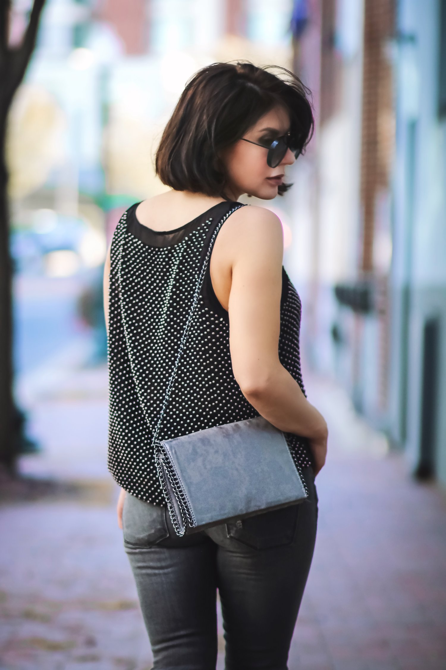 black-silver-beaded-top-back