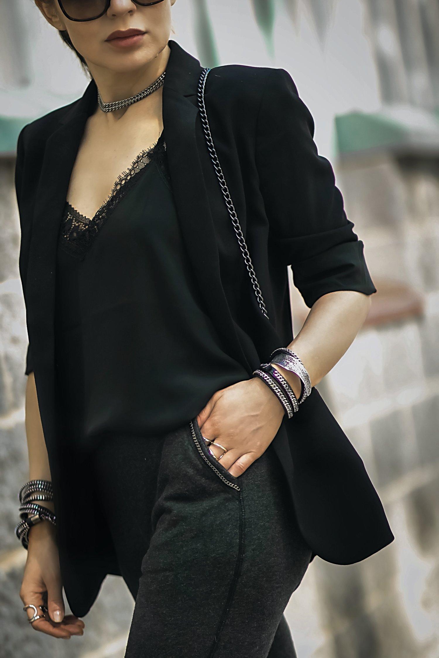 Fashion Forward Grunge Style Petites Isabel
