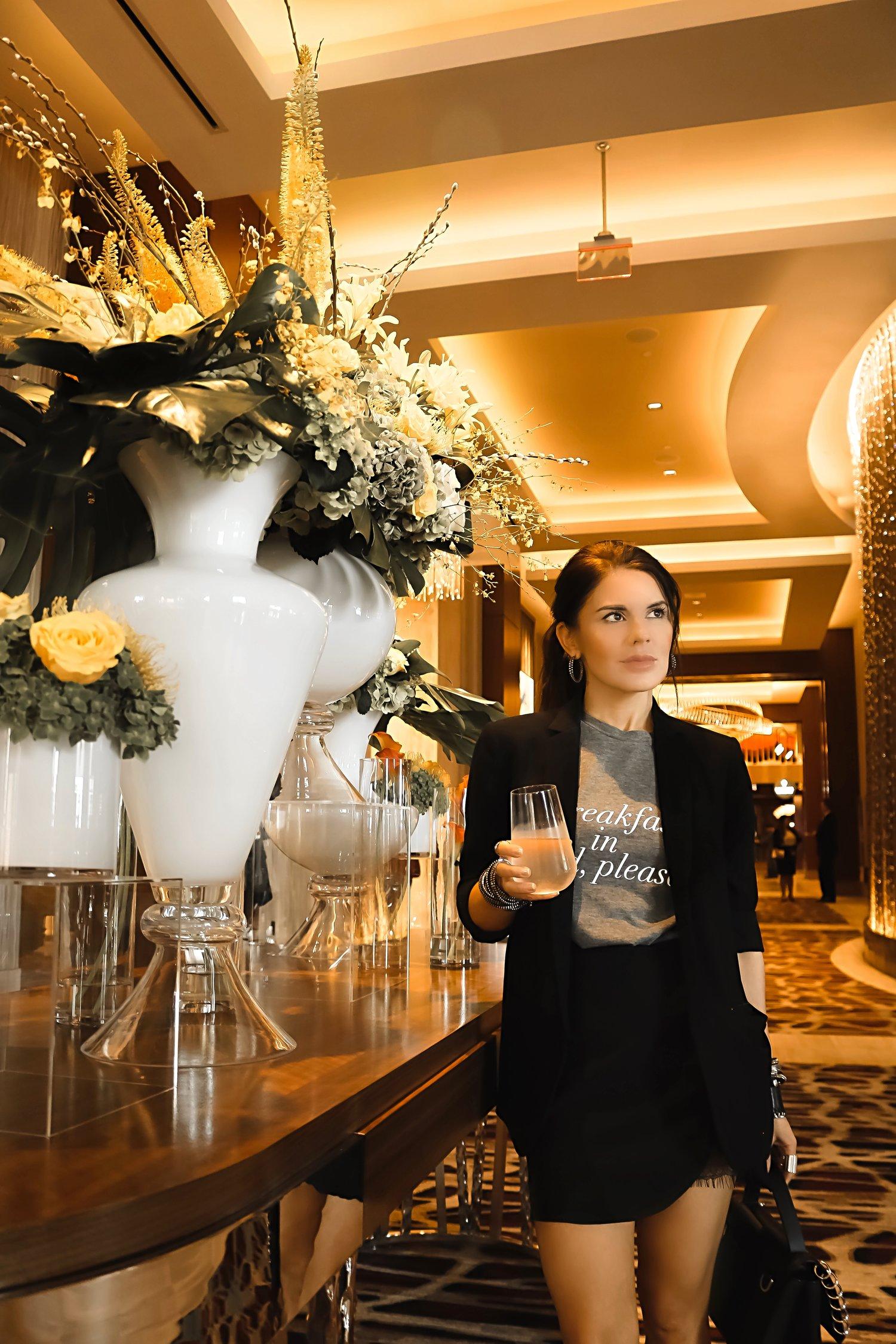 Live Hotel Casino Isabel Alexander Interior Decor Lobby