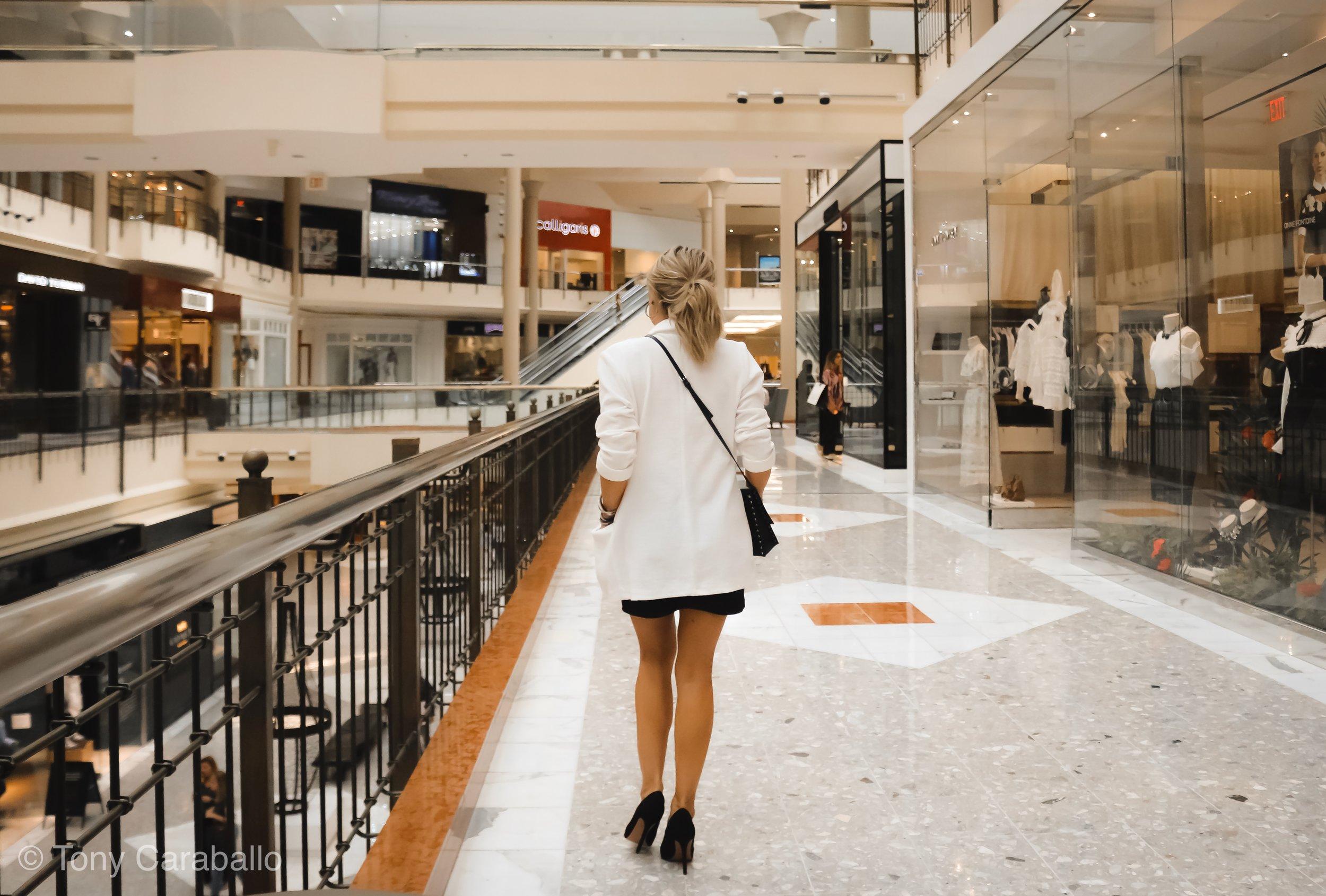Ritz Carlton Tysons Corner Galleria shopping  mall