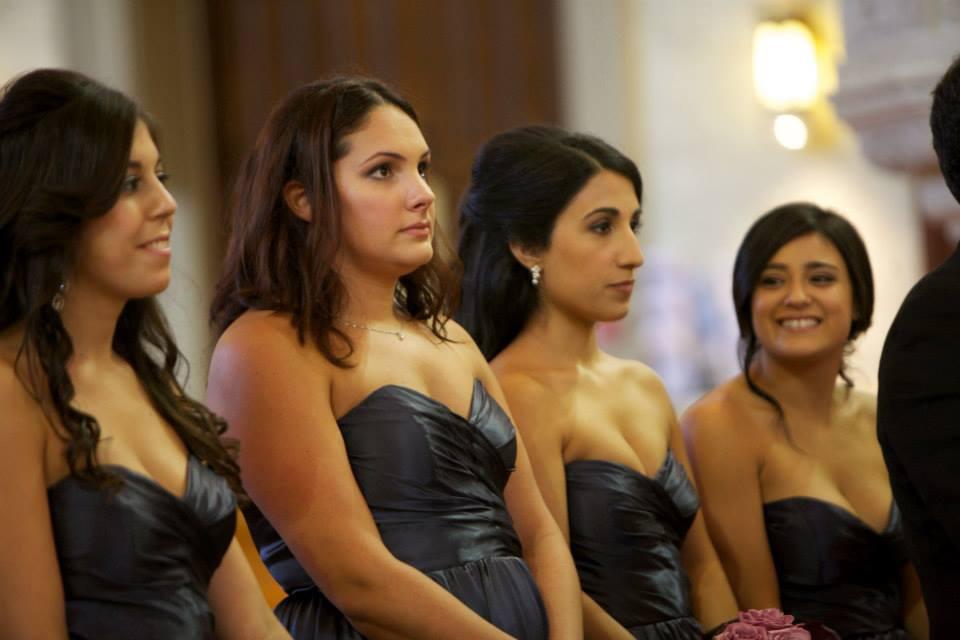 The Melanie Wedding