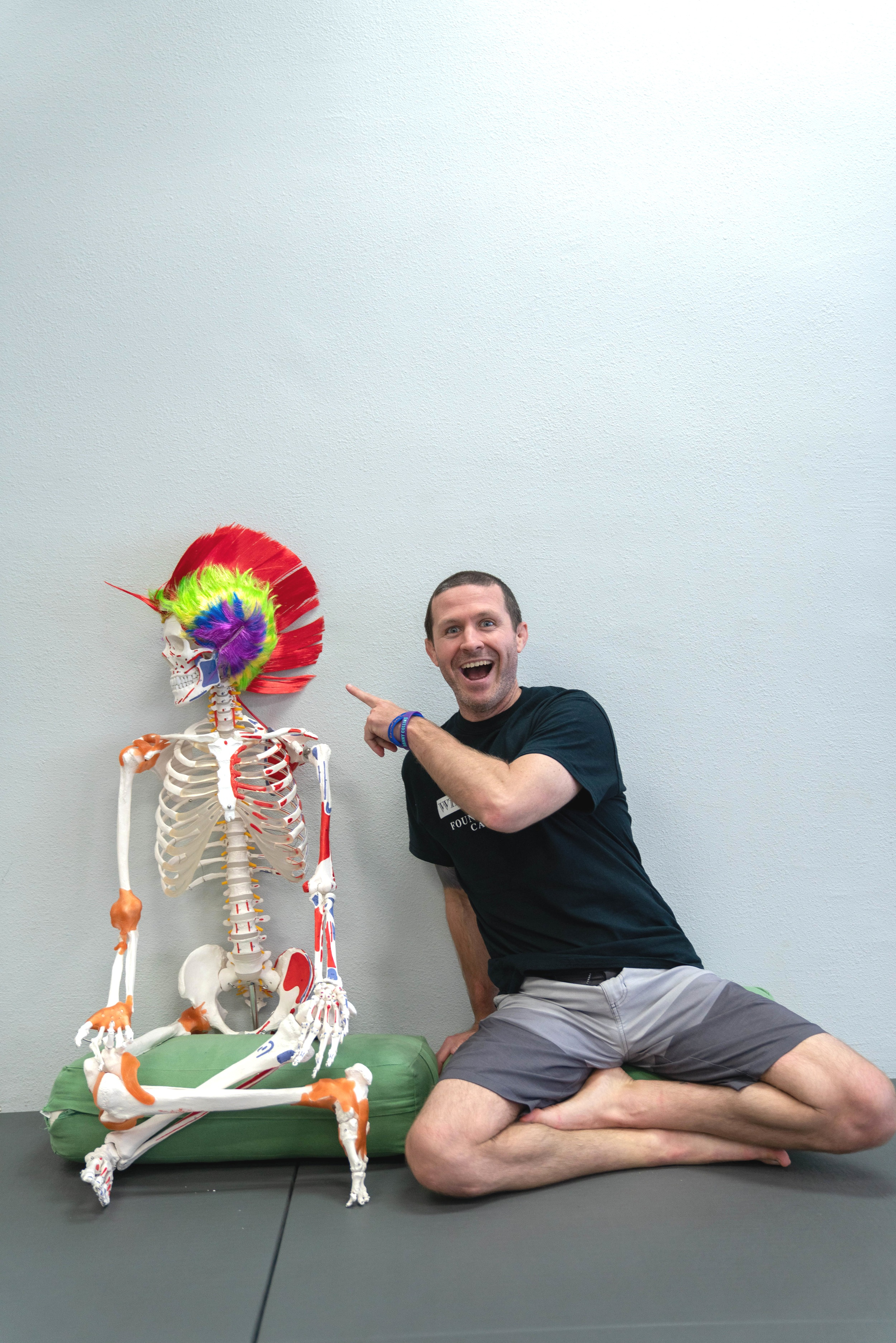 Dr. Jeff Kunze, Anatomy Instructor