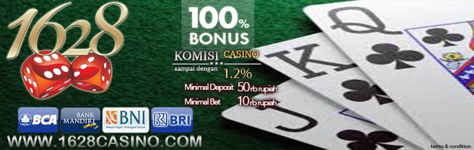 BONUS DP 100 %