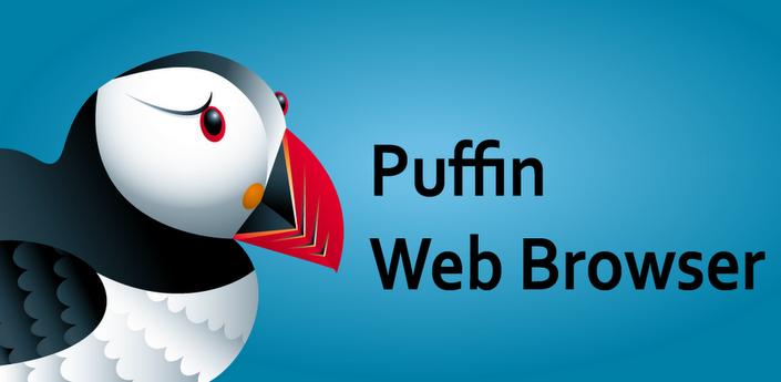 Puffin browser, tersedia untuk perangkat Apple ios dan Android