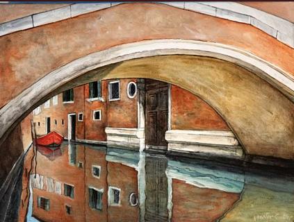 Venice, Italy, SOLD