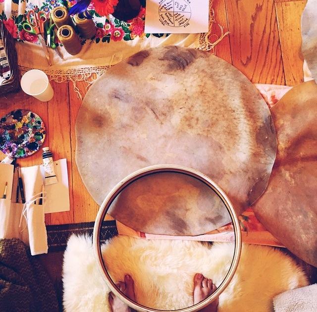 drum making begin.jpg