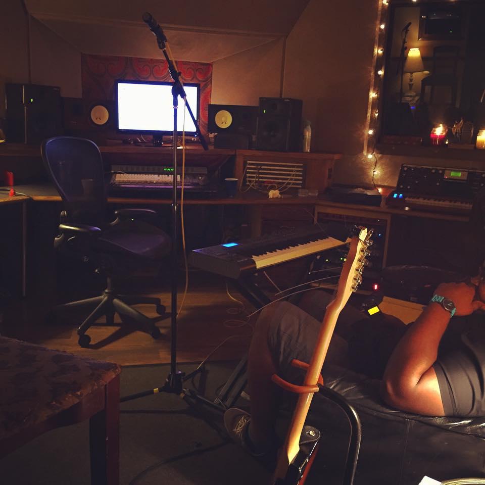 Studio B @ Zac Recording