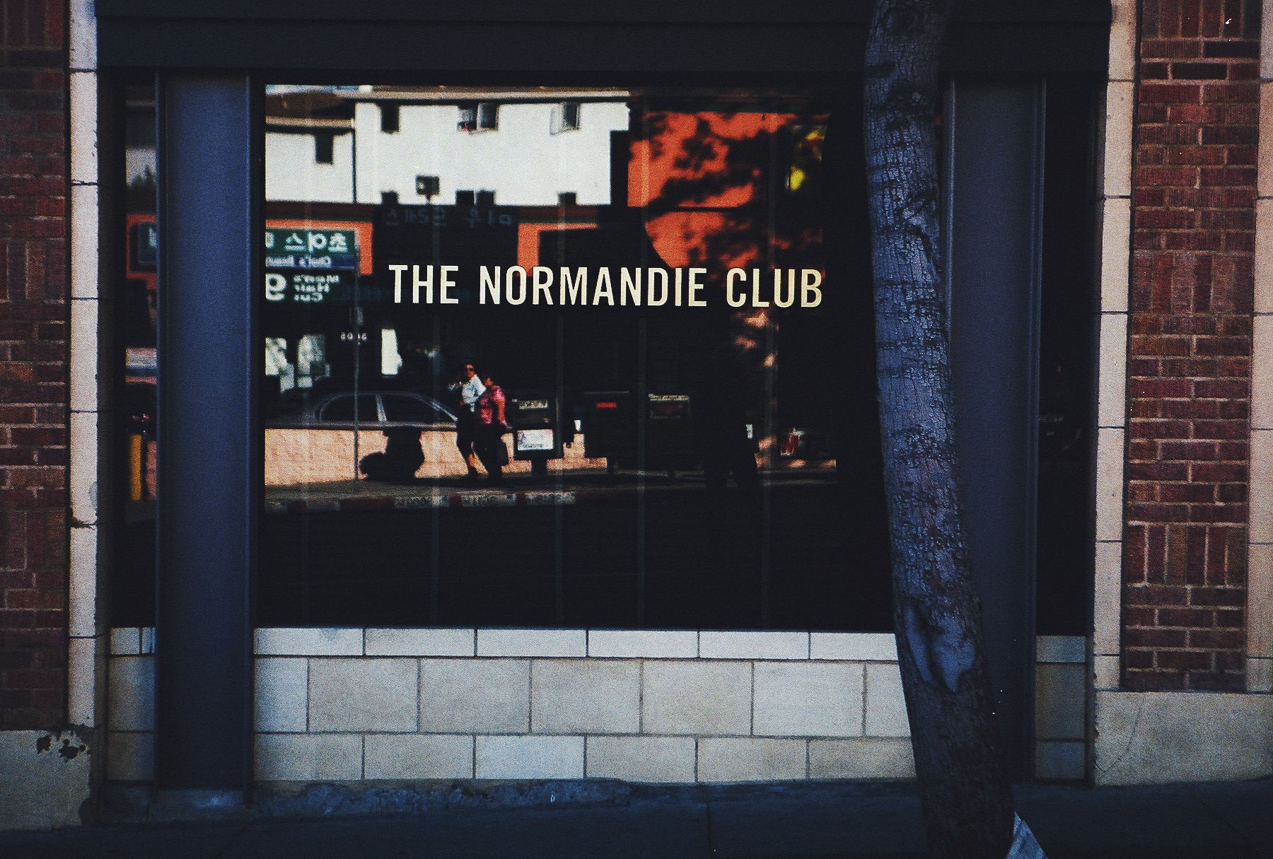 The Normandie Club Exterior