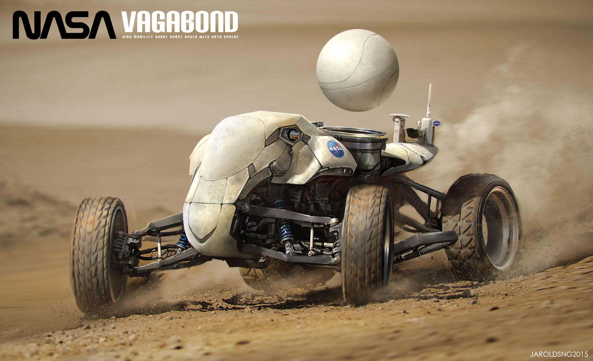 NASA: Vagabond
