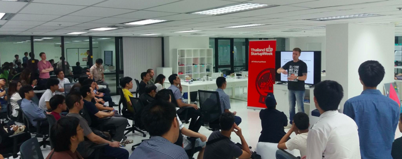 StartupWeek Thailand