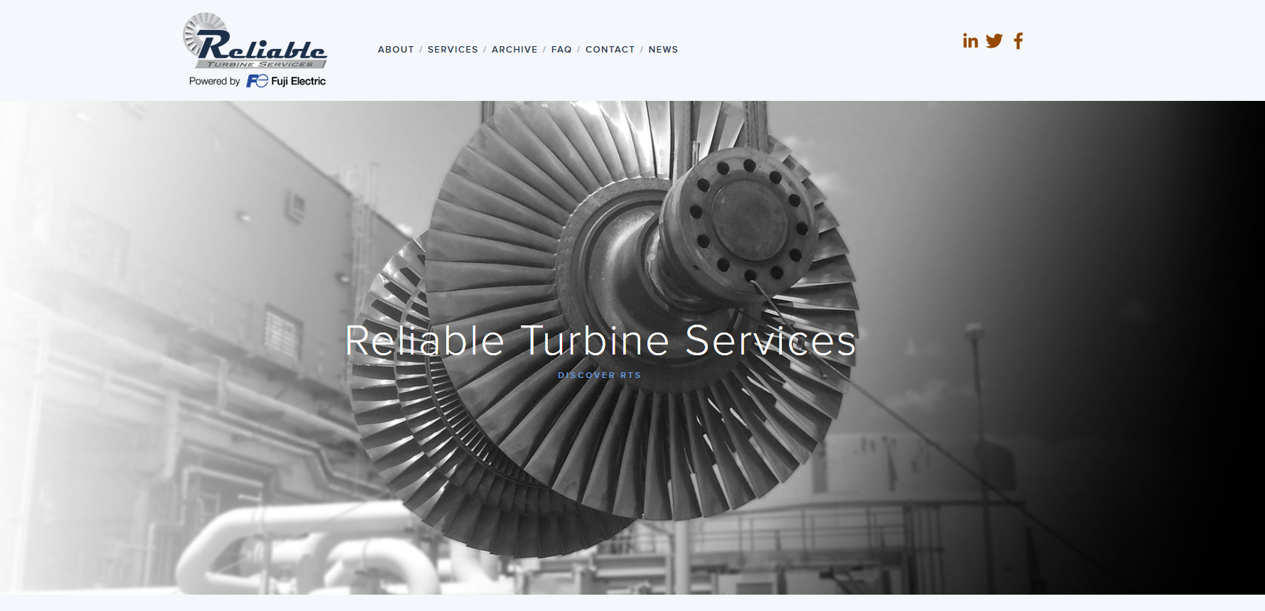 Since 1984, RTS has earned recognition as a full-service turbine repair company. We can perform a comprehensive list of inspections, repairs and replacement parts for all sizes of steam turbines and generators. We have worked with virtually every type of steam turbine used today in power generation and/or industrial applications.