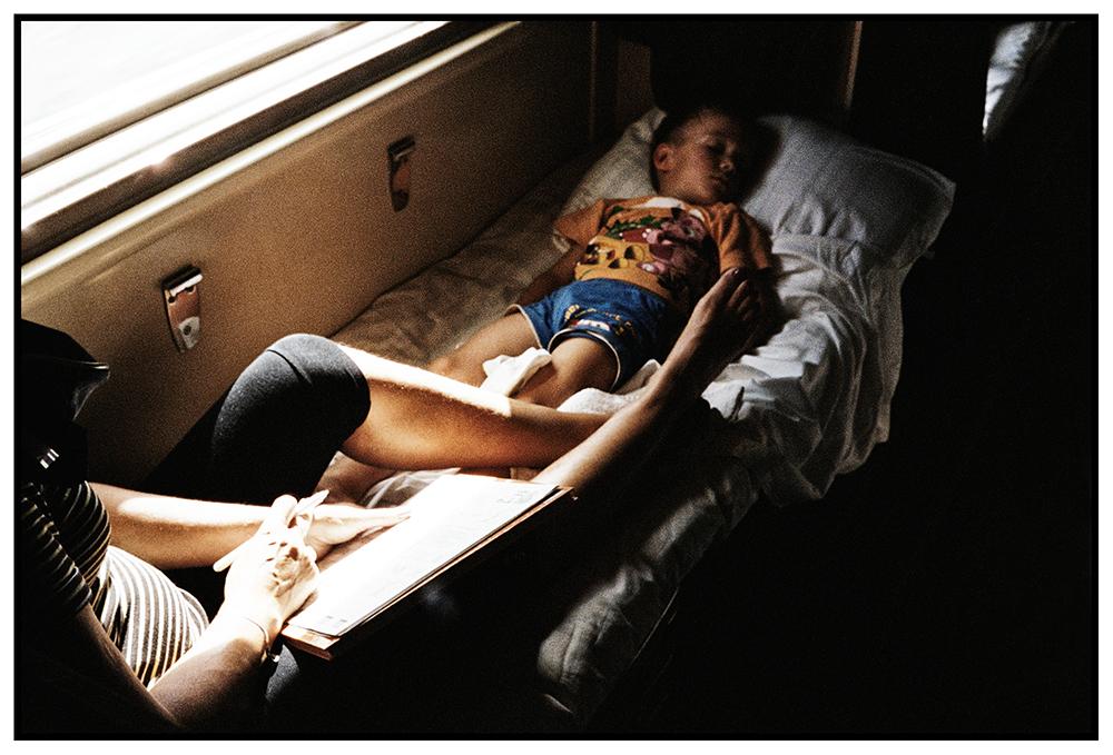 #en train 7. Russie. 2011