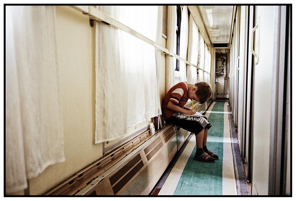 #en train 30. Russie. 2011