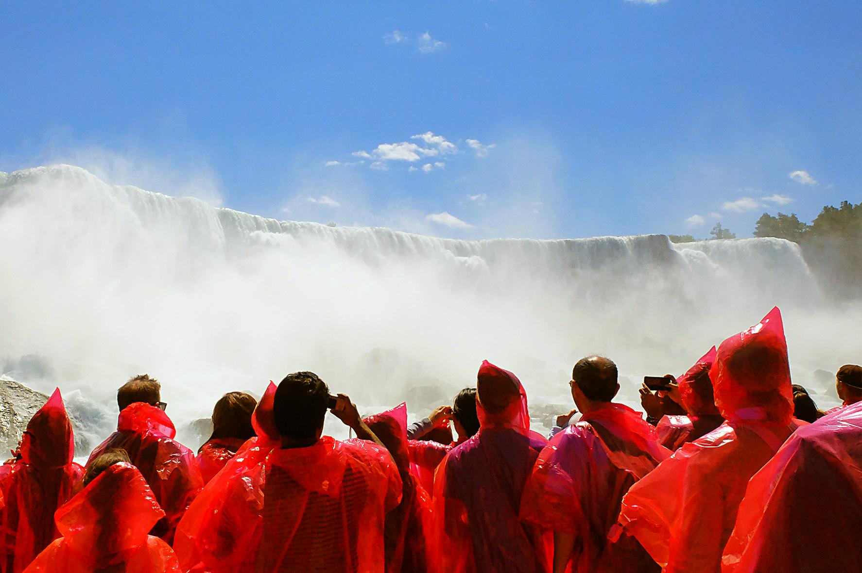 Canada, Niagara's falls. 2014