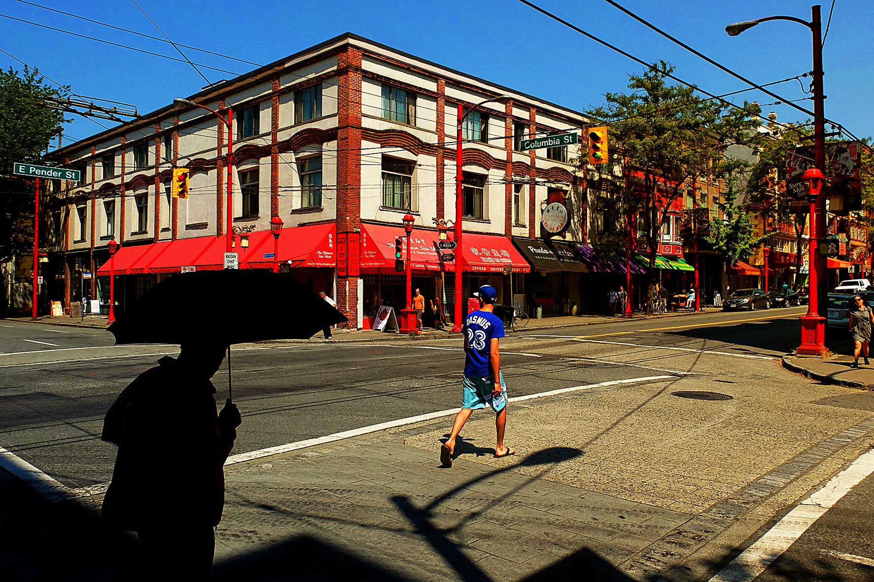 Canada, Vancouver. 2014