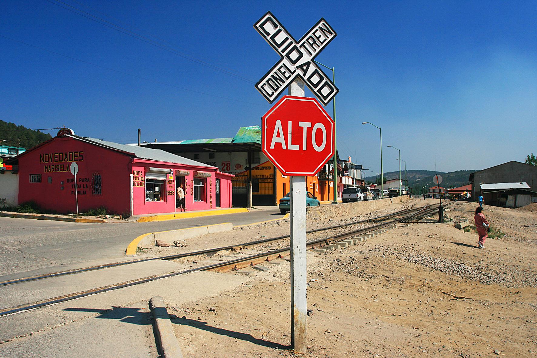 Mexique, Creel. 2008