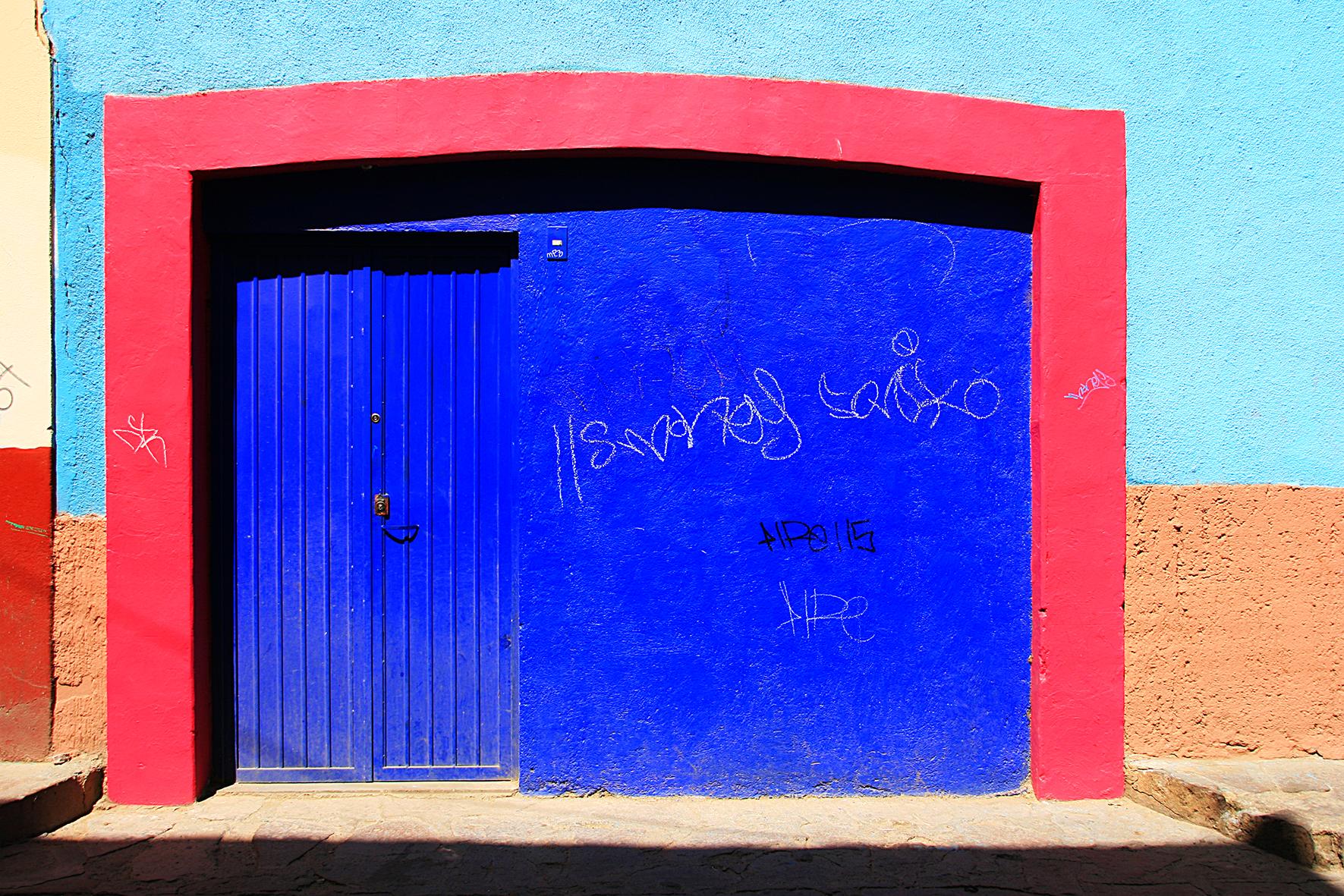 Mexique, Zacatecas. 2008
