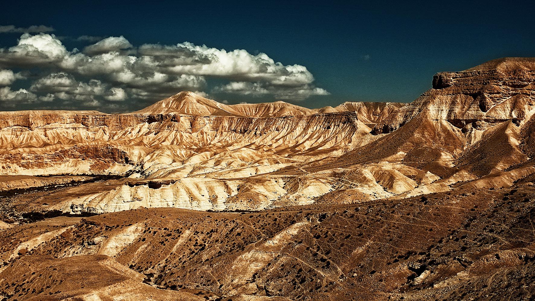 Israël, Mitzpe Ramon. 2015