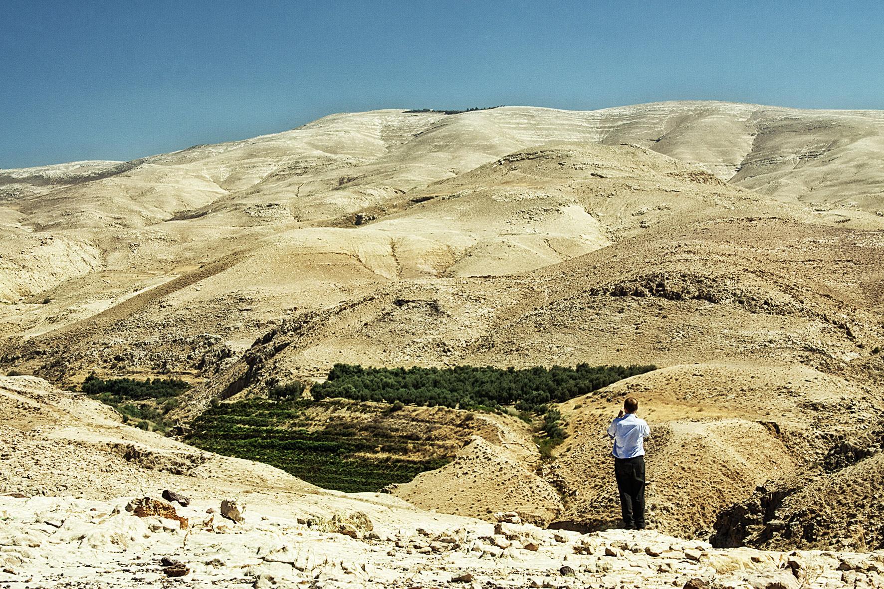 Jordanie, Vallée des Rois. 2010