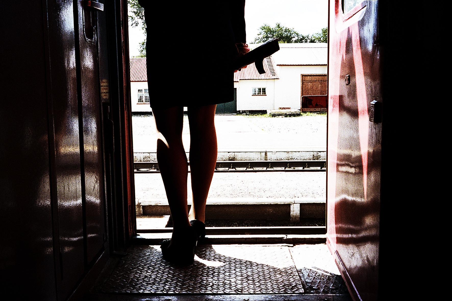 #en train 3. Russie. 2011