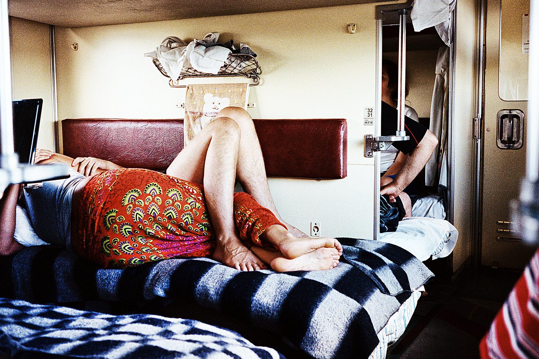 #en train 23. Russie. 2011