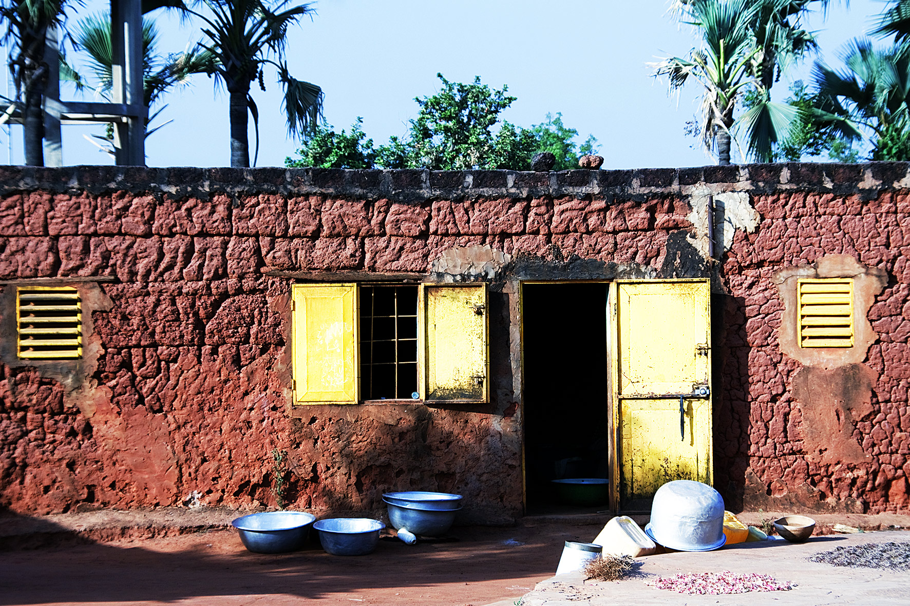 Burkina Faso, Bobo-Dioulasso. 2010