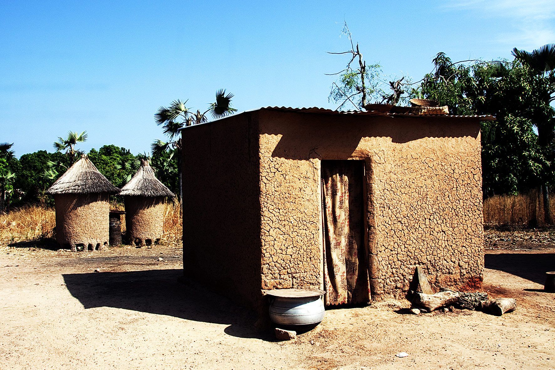 #Afrique 22. Burkina Faso, Banfora. 2010
