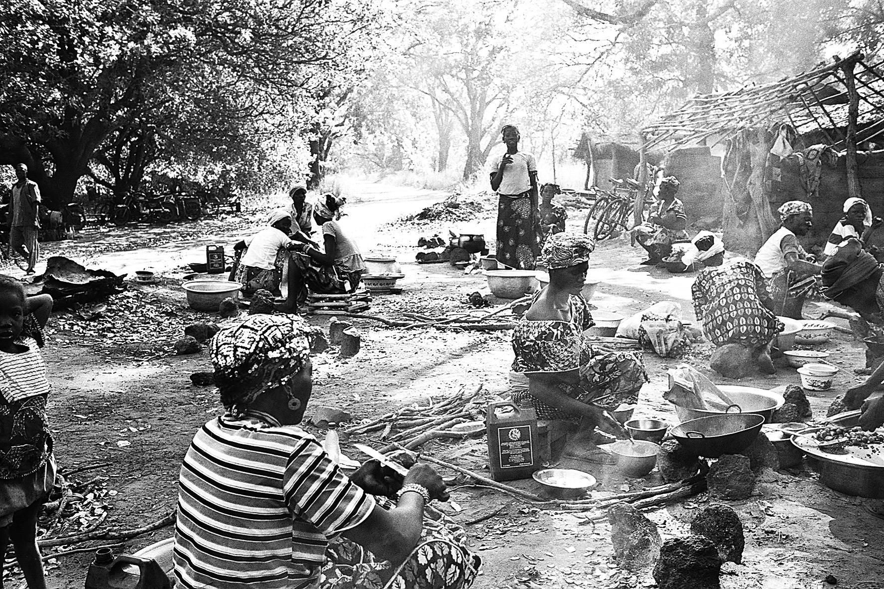 #Afrique 2. Burkina Faso, Banfora. 2010