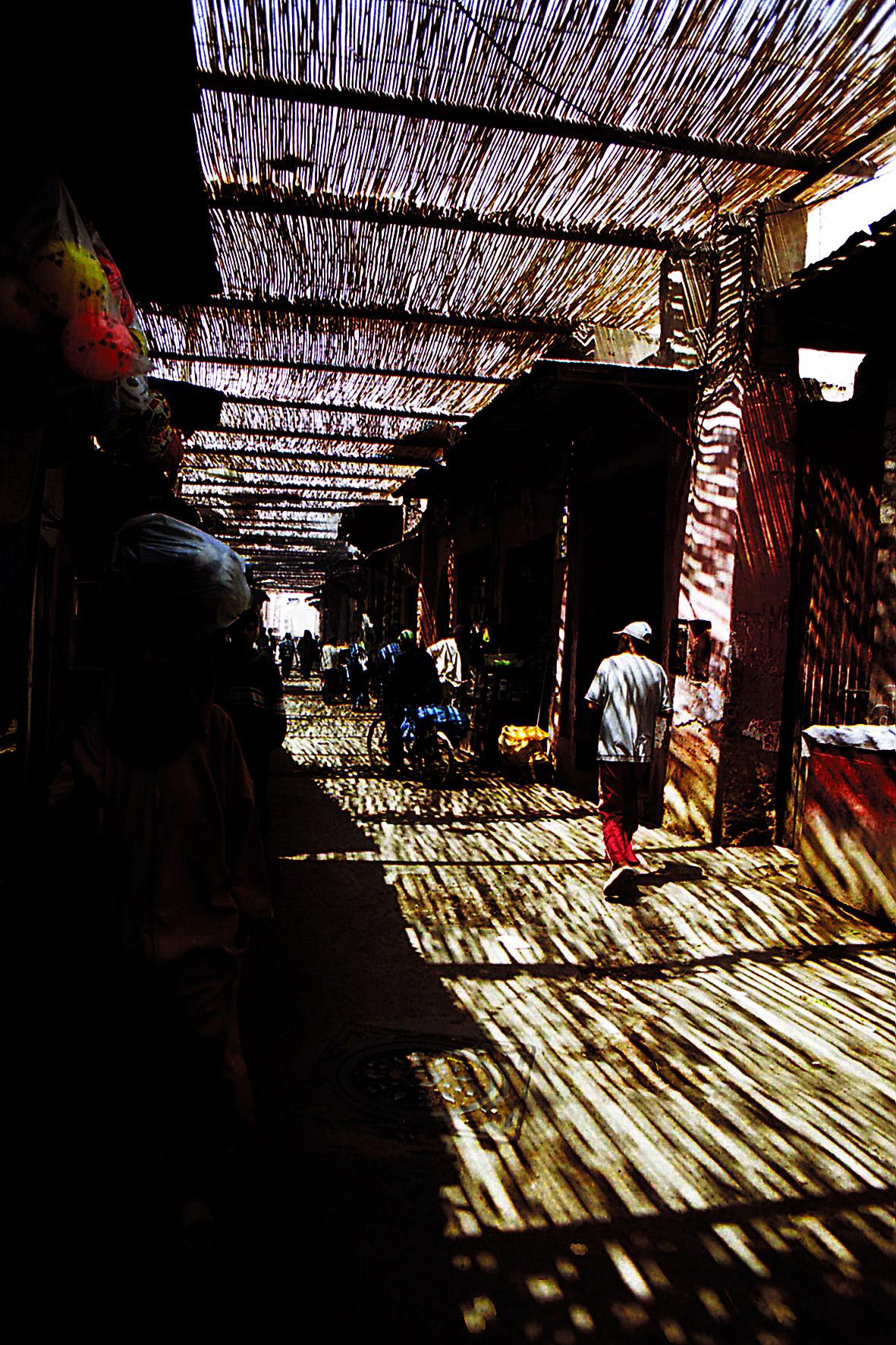 Maroc, Marrakech. 2004