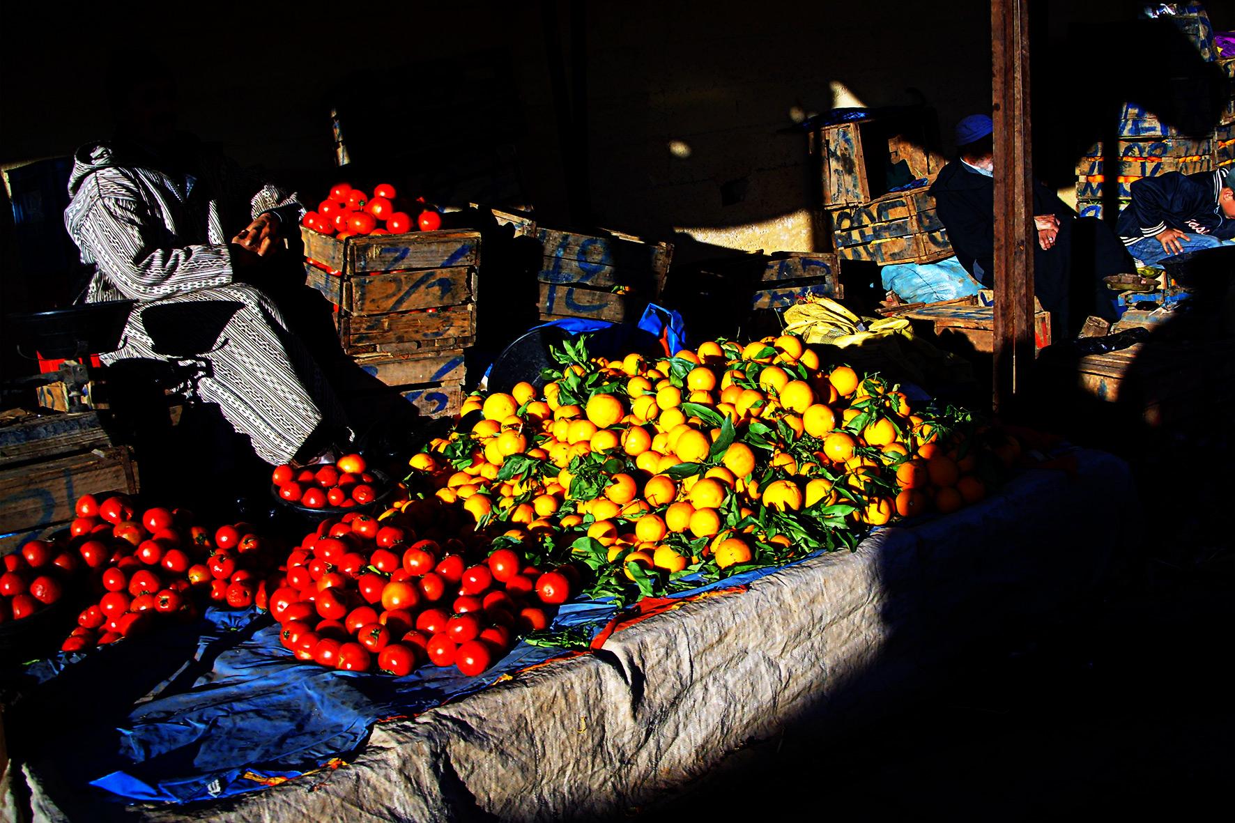#Afrique 6. Maroc, Meknès. 2008