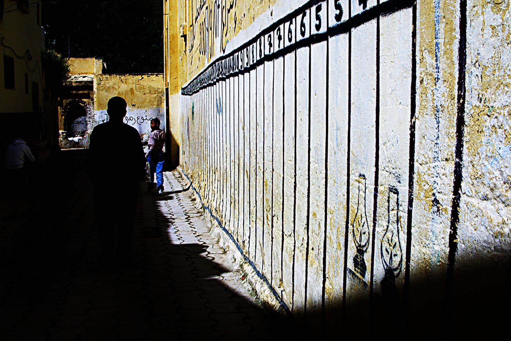 Maroc, Meknès. 2008