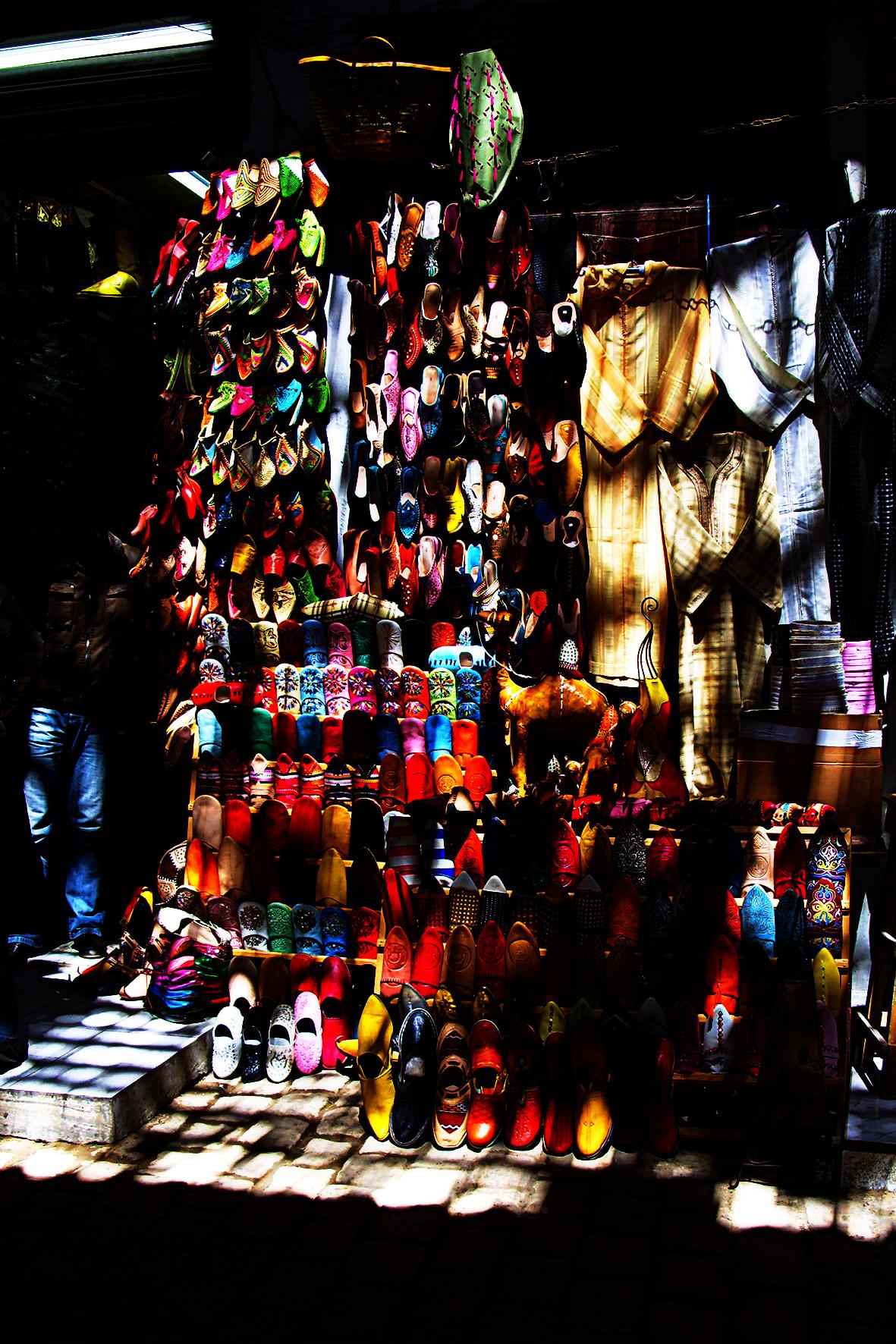 #Afrique 7. Maroc, Meknès. 2008