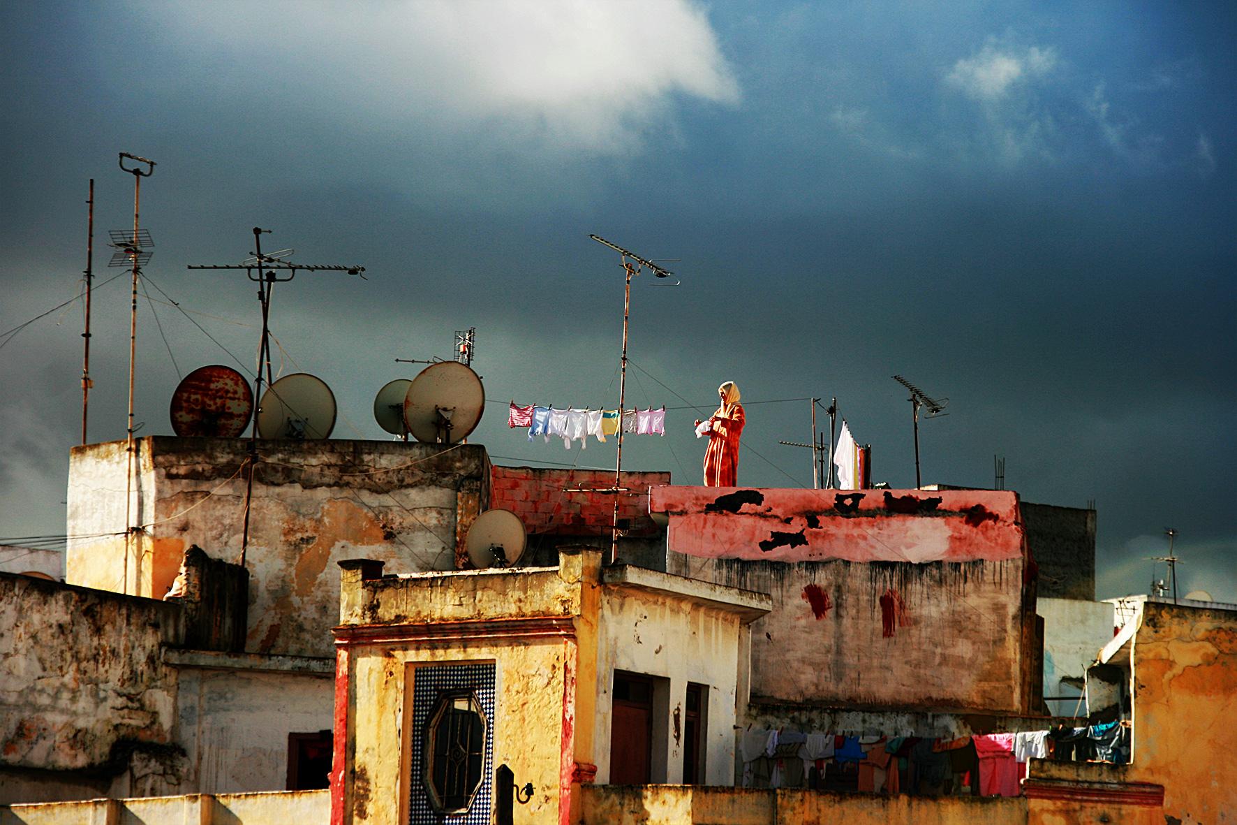 Maroc, Tanger. 2009
