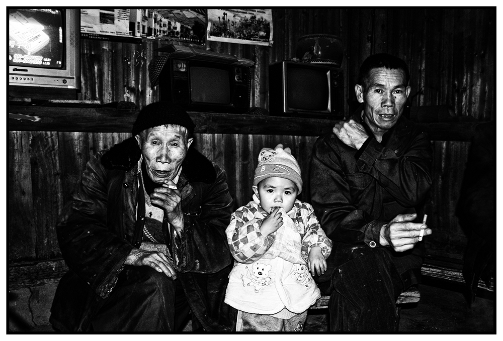 Chine, Guilin. 2007
