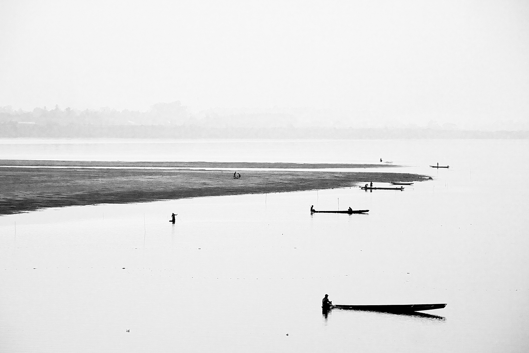 Laos, Vientiane. 2009
