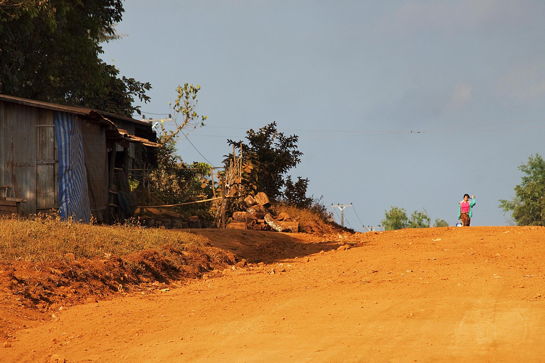 Laos, Bolovens. 2009