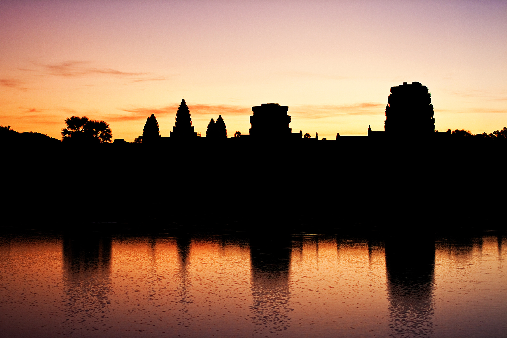 Cambodge, Angkor. 2009