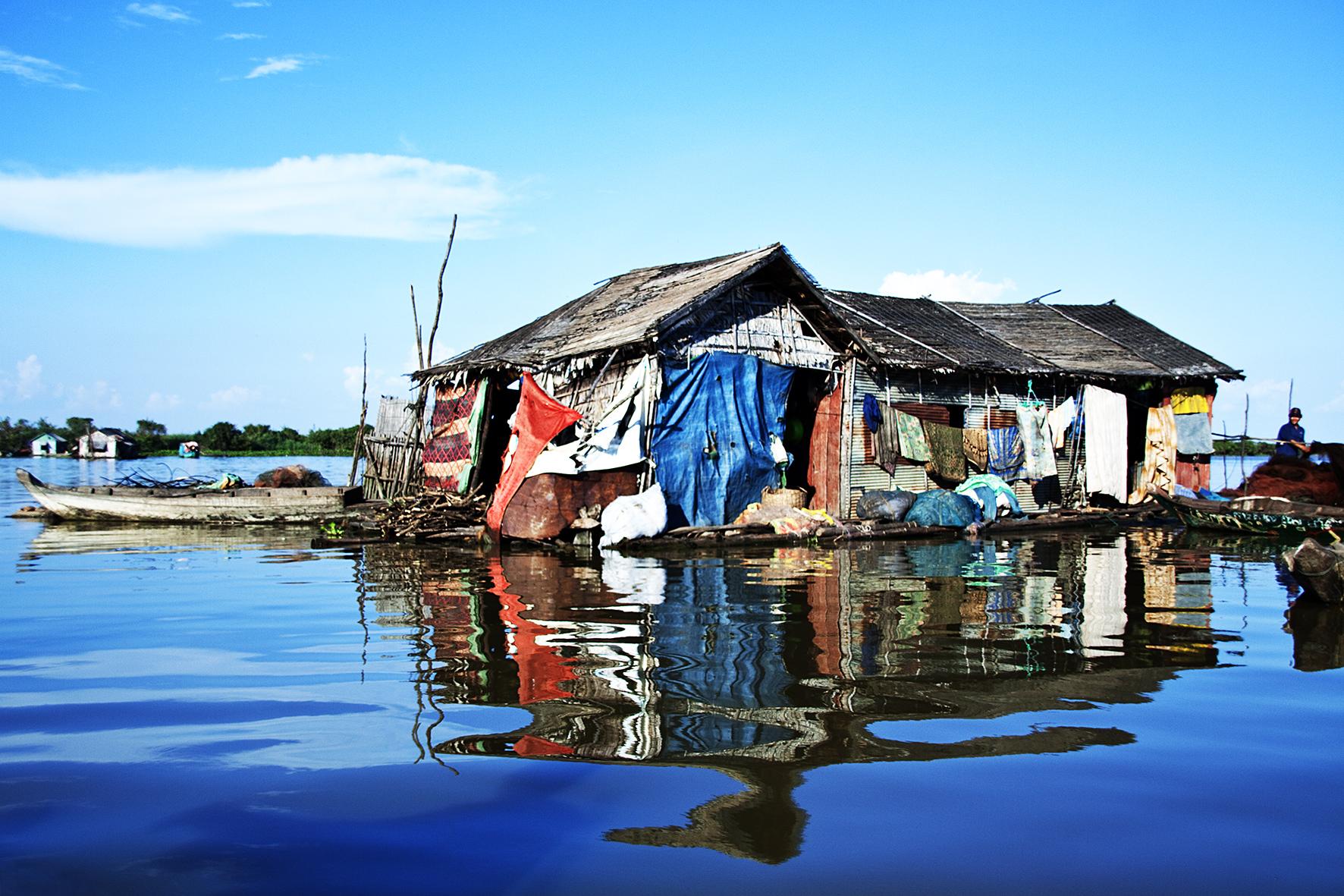 Cambodge, Siem Reap. 2009