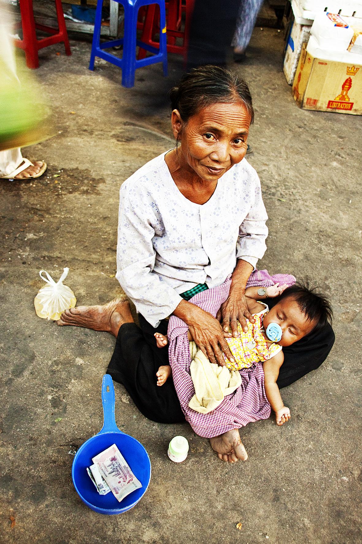 Cambodge, Sihanoukville. 2009