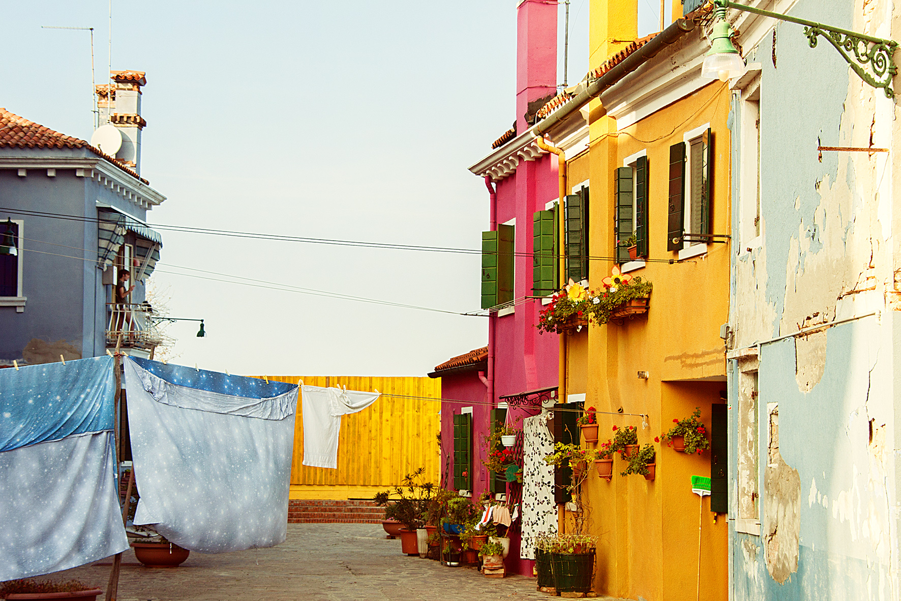 Italie, Murano. 2010