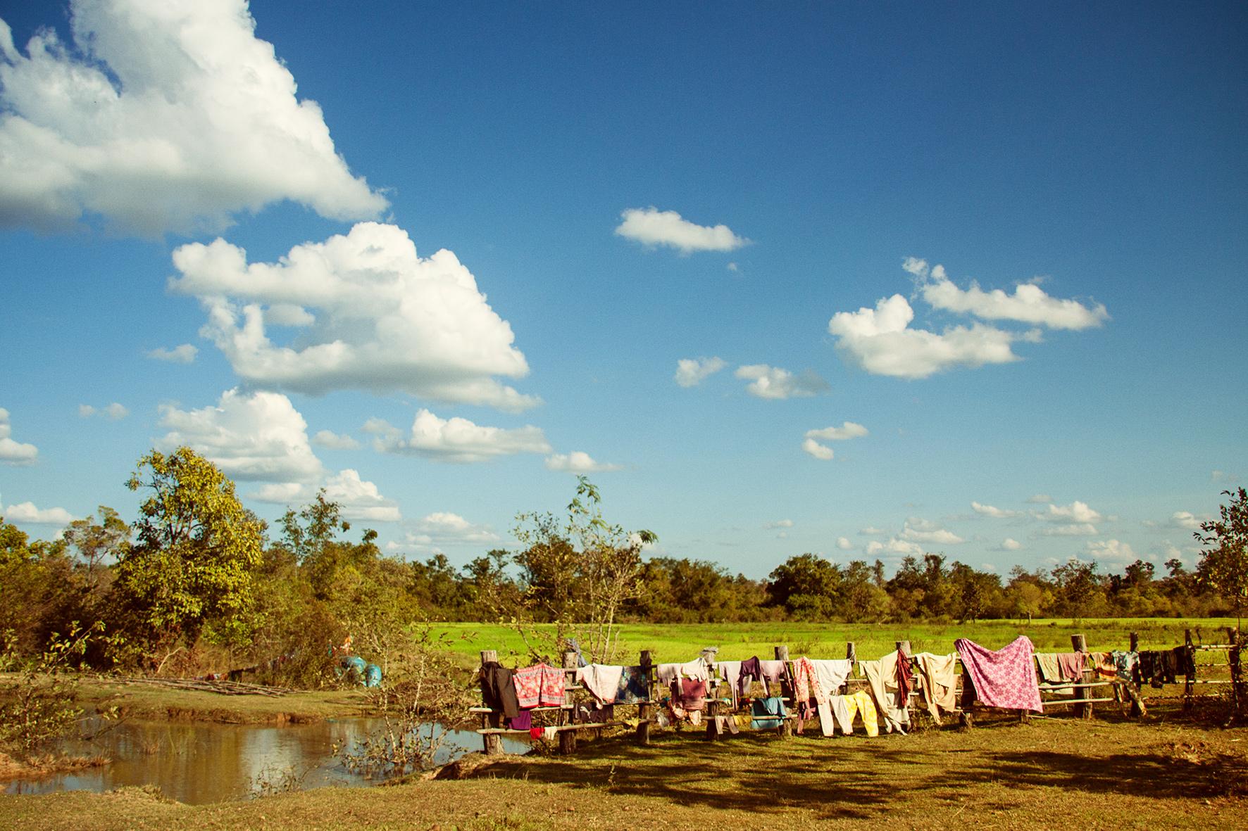 Cambodge, Kratie. 2009