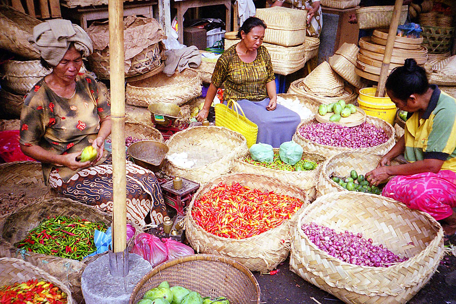 Indonésie, Bali. 2004