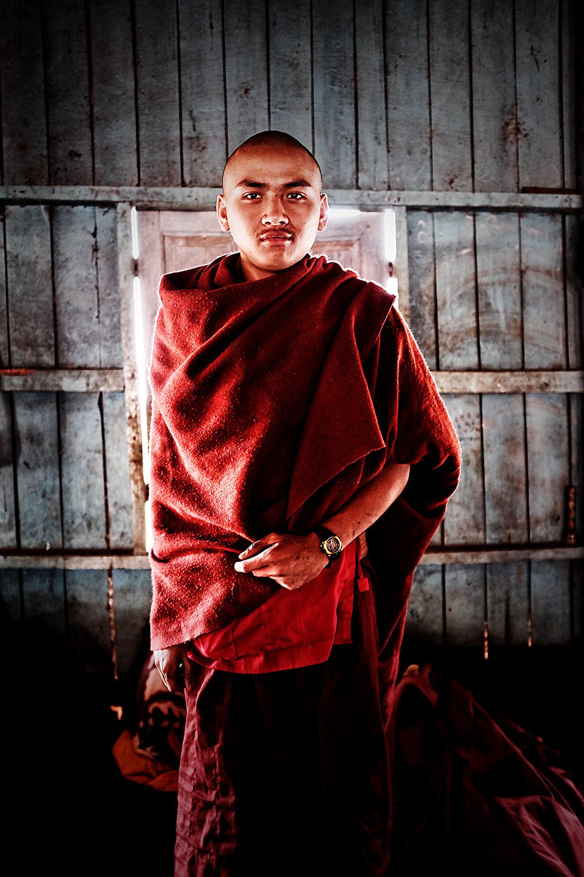 Myanmar. 2015