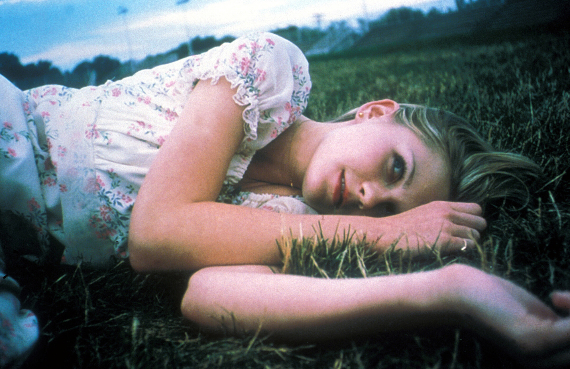 A still from the Virgin Suicides film, which was wonderful but I can only recommend against any attempt at a film adaptation of Middlesex. You will only ruin it.