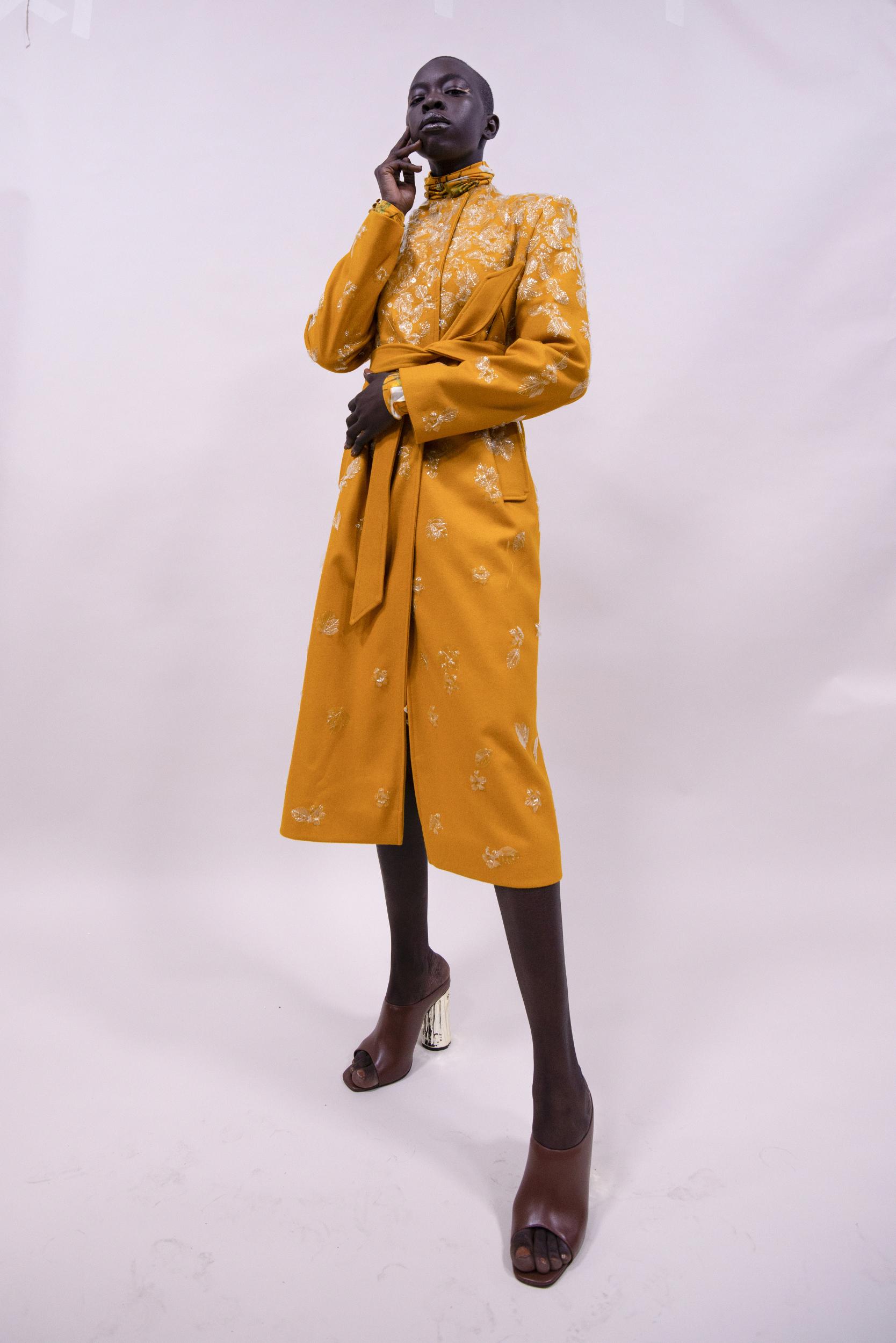 Malene Oddershede Bach - London Fashion Week SS20 February 16 2019